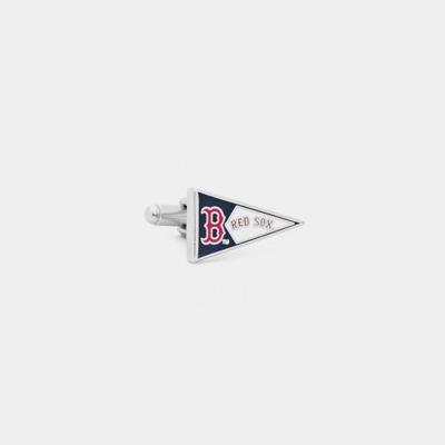 Red Sox Pennant Cufflinks