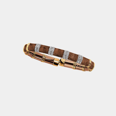 Diamond Brushed Bracelet