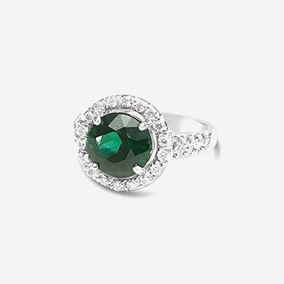 14kt Tourmaline Ring