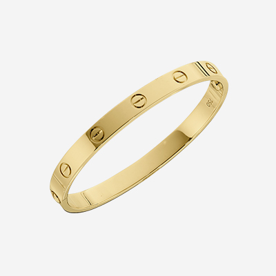 18kt Cartier Love Bracelet