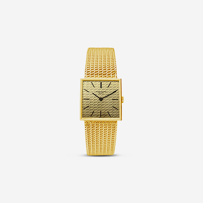 18kt Yellow Gold Patek Philippe