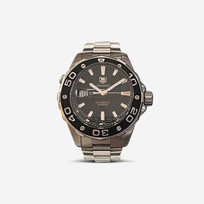 Stainless Steel Tag Heuer Aquaracer
