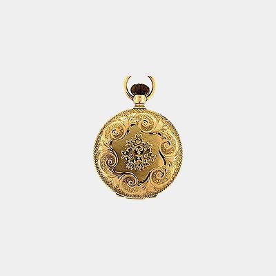 14kt Waltham Pocket Watch