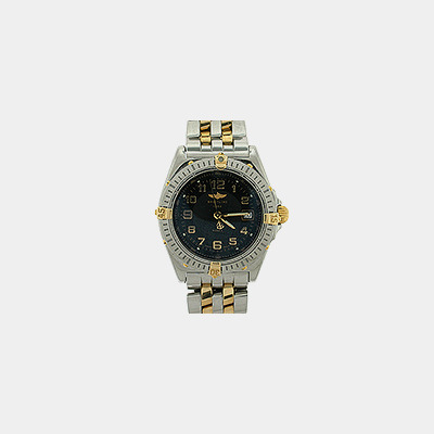 Two-tone Breitling Lady's Watch