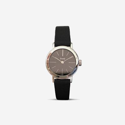18kt Piaget Strap Watch