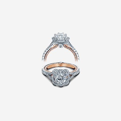 Couture Engagement Ring