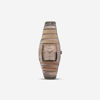 Ceramic Mini Rado Watch