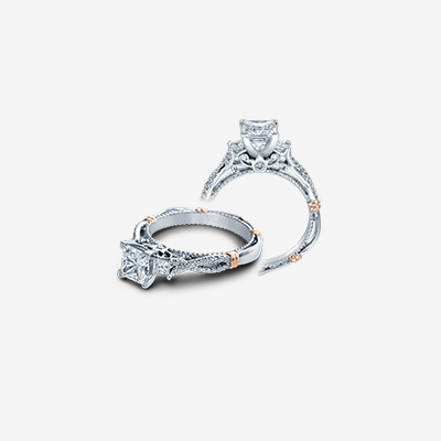 Parisian Engagement Ring