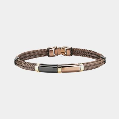 18kt Bronze Man's Bracelet