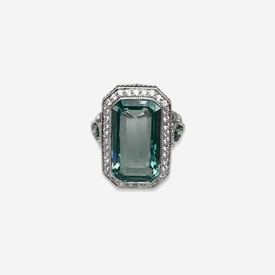 Sterling Silver Judith Ripka Ring