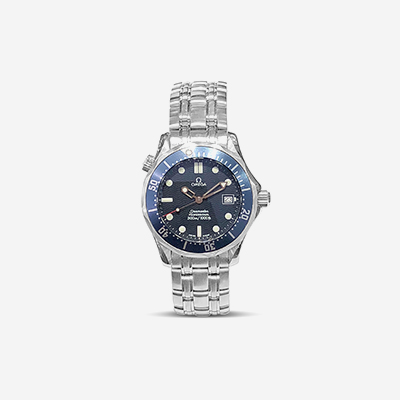 Omega Seamaster Quartz watch