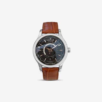 Wempe-Zetmeister world time watch
