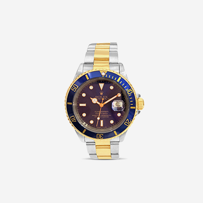 Rolex Submariner blue