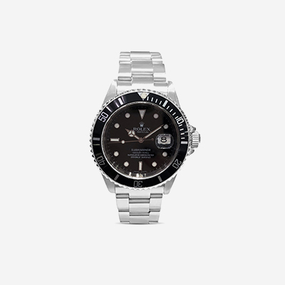 Rolex submariner black dial
