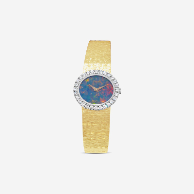 18kt Piaget ladies watch