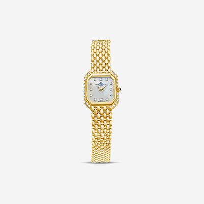 18kt Baume and Mercier watch