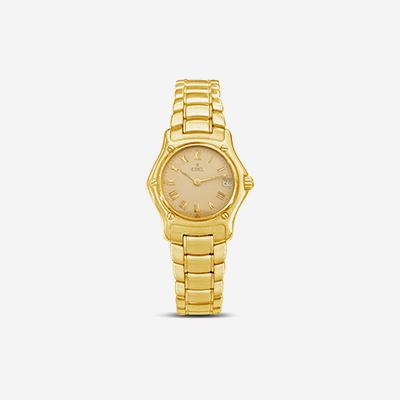 18kt Ebel watch