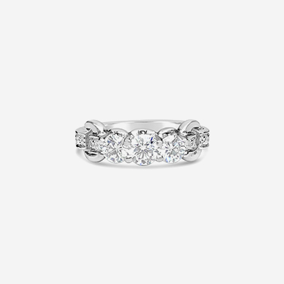 14kt diamond engagement ring