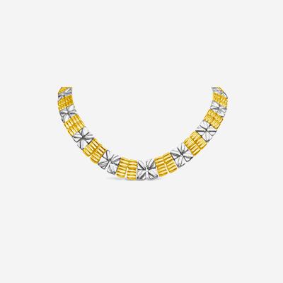 8kt chimento necklace