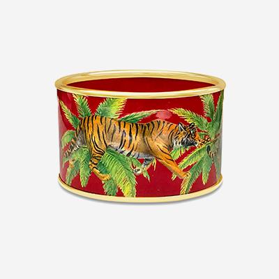 Tiger Bangle Bracelet