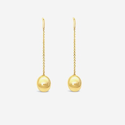18kt Drop Earrings