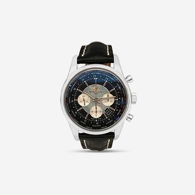 Breitling Transocean Unitime Chronograph