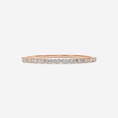 14kt Diamond Bangle Bracelet