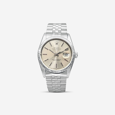 Gents 18kt Rolex Date Just