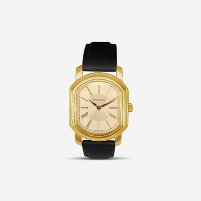 18kt Tiffany & Co. watch