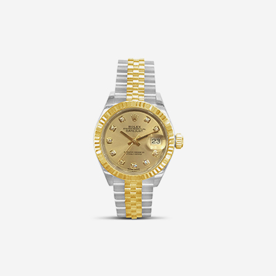 Ladies Rolex 28mm Date Just