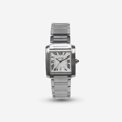 Cartier Tank Françoise automatic gents watch