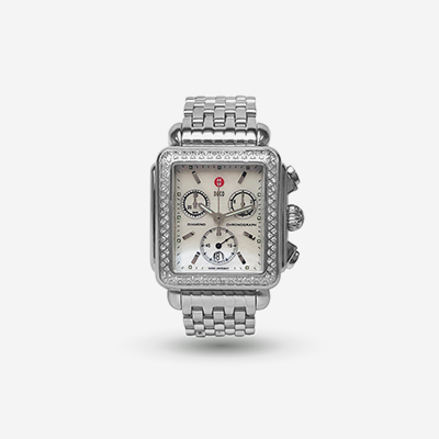 Michele quartz ladies watch