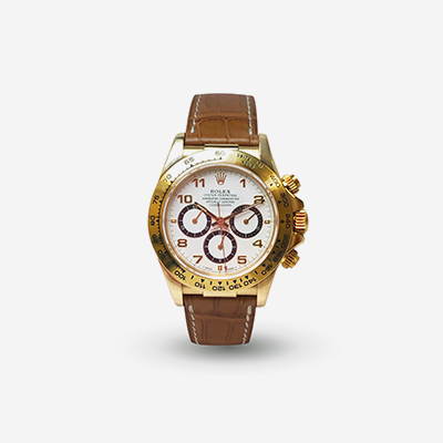 18kt Yellow Gold Rolex Daytona